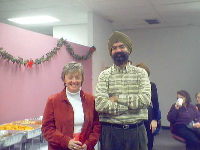 Laser Tech Direct - Xmas Party 2001