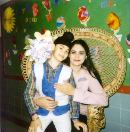 Mother's Day 2000